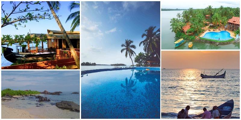 Los 3 mejores resorts de playa en Udupi
