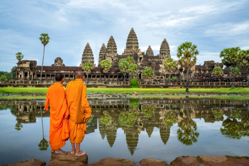 Visitar Camboya