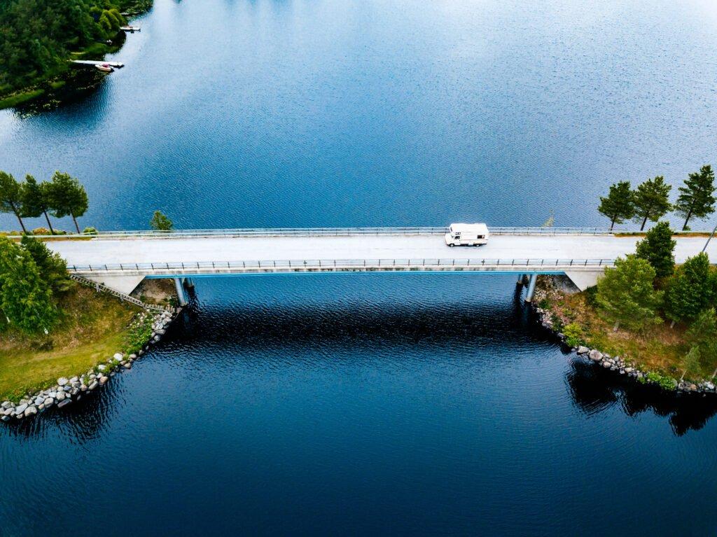 Viaje por carretera a Finlandia