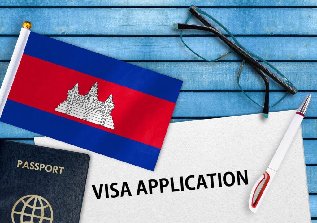Solicite una visa para Camboya