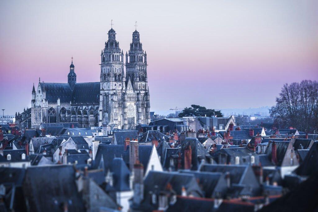 Catedral de Saint-Gatien en Tours
