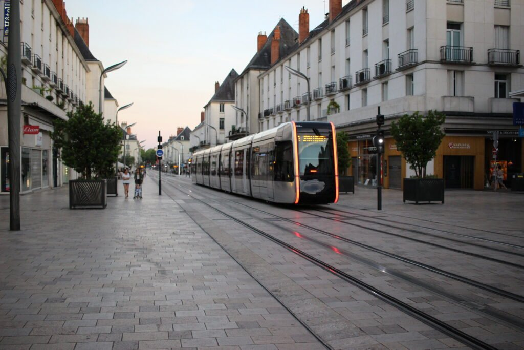 rue Nationale en Tours