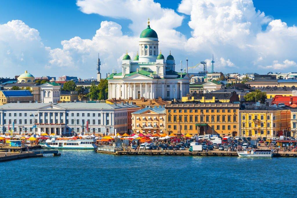 Helsinki para hacer en Finlandia