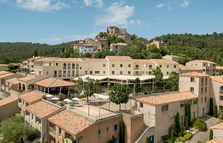 estancias en la villa turística julio 2021 verdon Montpezat Club Le Verdon