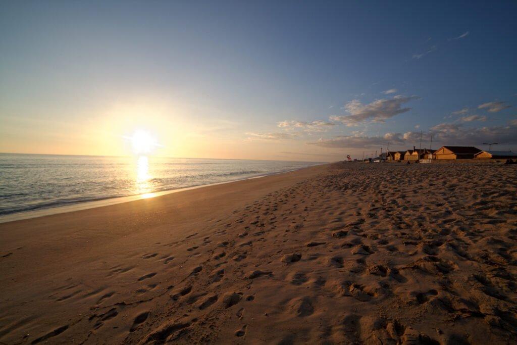 Playa del faro