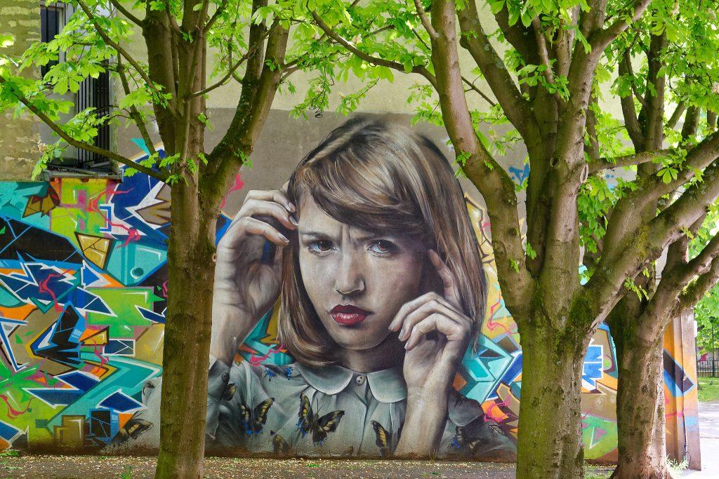 Descubriendo el arte callejero en Val de Marne