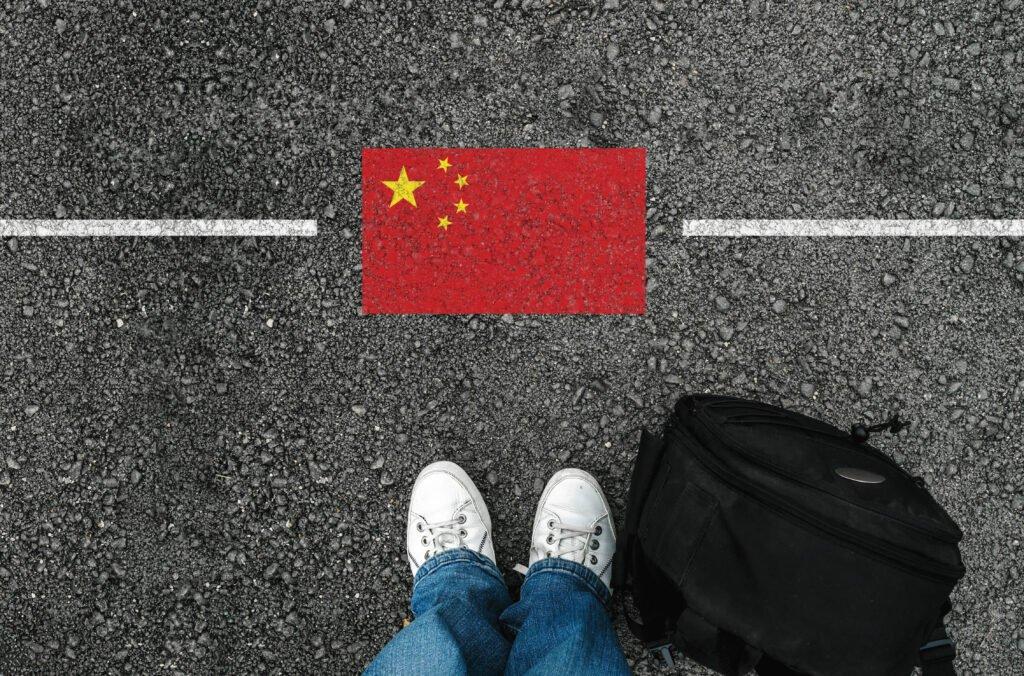 Solicite una visa antes de ingresar a China