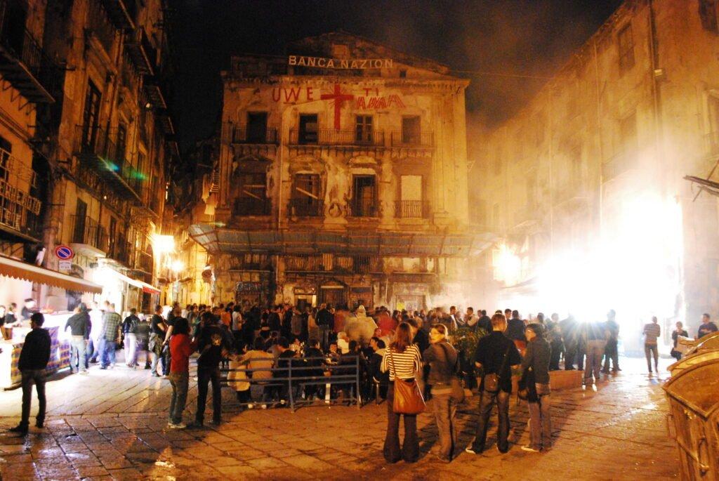 Vucciria en Palermo