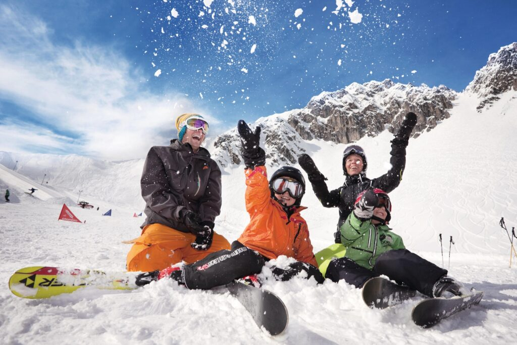 Estación de esquí de Innsbruck