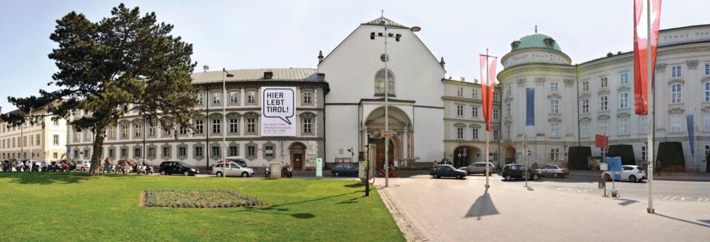 Museo de arte popular tirolés en Innsbruck