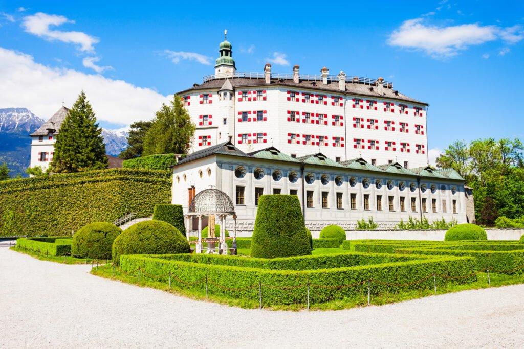 Castillo de Ambras que hacer en Innsbruck