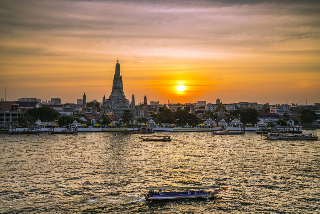 Tailandia, Wat Arun