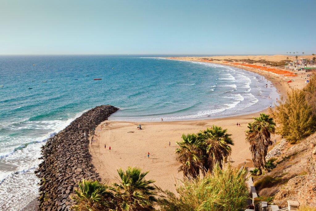 Playa del Inglés que hacer en Gran Canaria