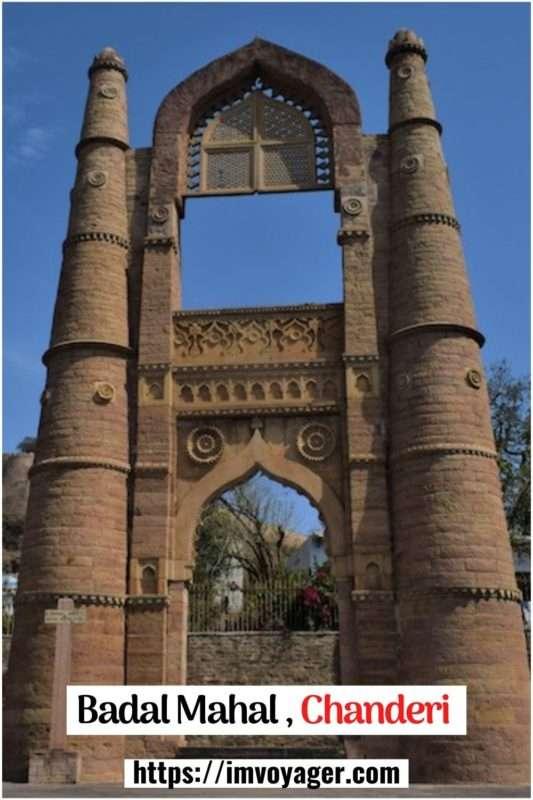 Badal Mahal Chanderi