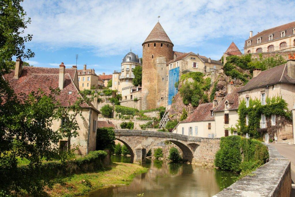 visitar los pueblos de Francia