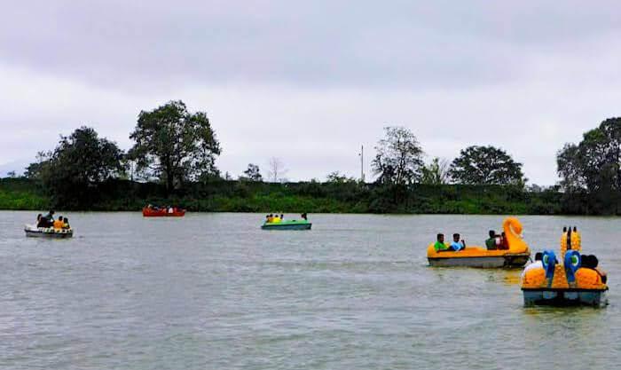 Saputara Lake | Sarpaganga Lake - Saputara Hill Station