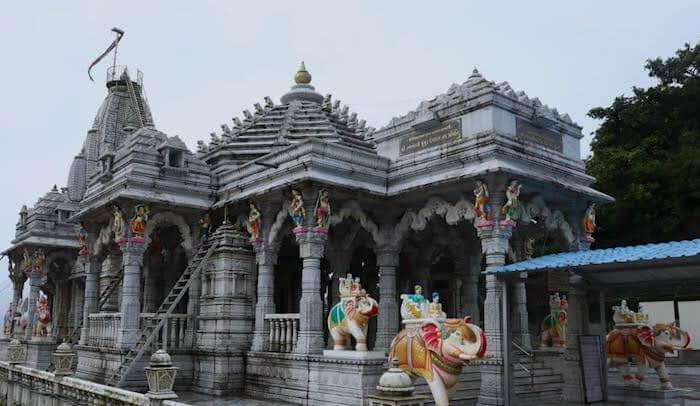 Jain Temple | Gajabhishek Jain Tirth -Saputara Hill Station