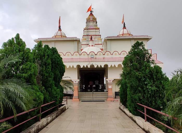 Shabari Dham near Saputara, Gujarat