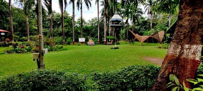Waghai Botanical Gardens near Saputara, Dang, Gujarat