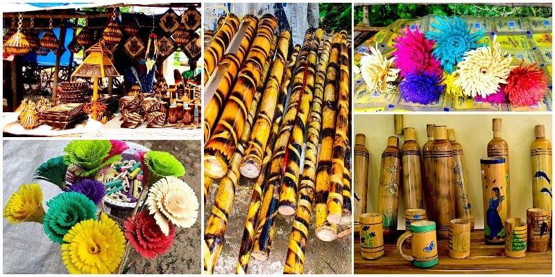 Local crafts of Dang Region