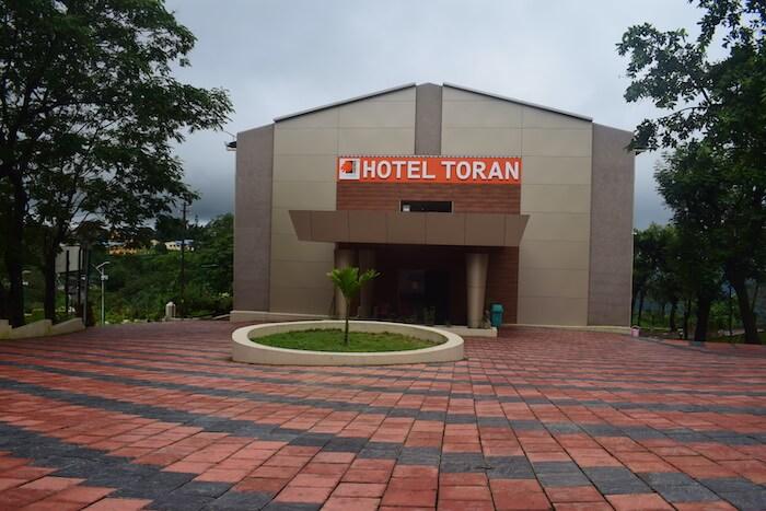 Hotel Toran Saputara, Gujarat