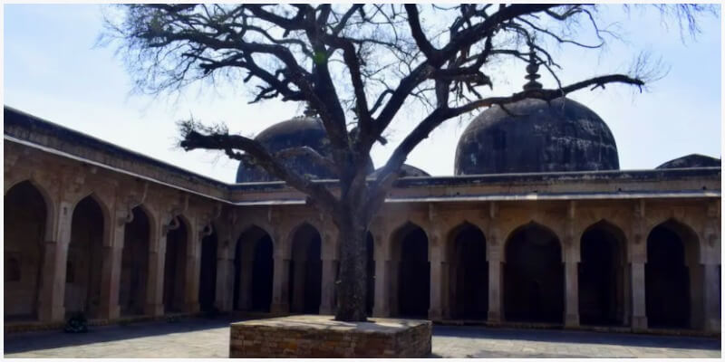 Jama Masjid Chanderi, Madhya Pradesh