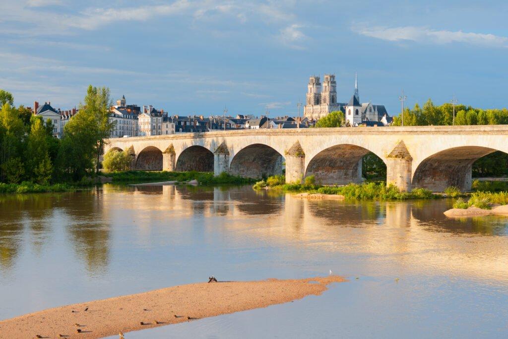 Da un paseo por el Loira