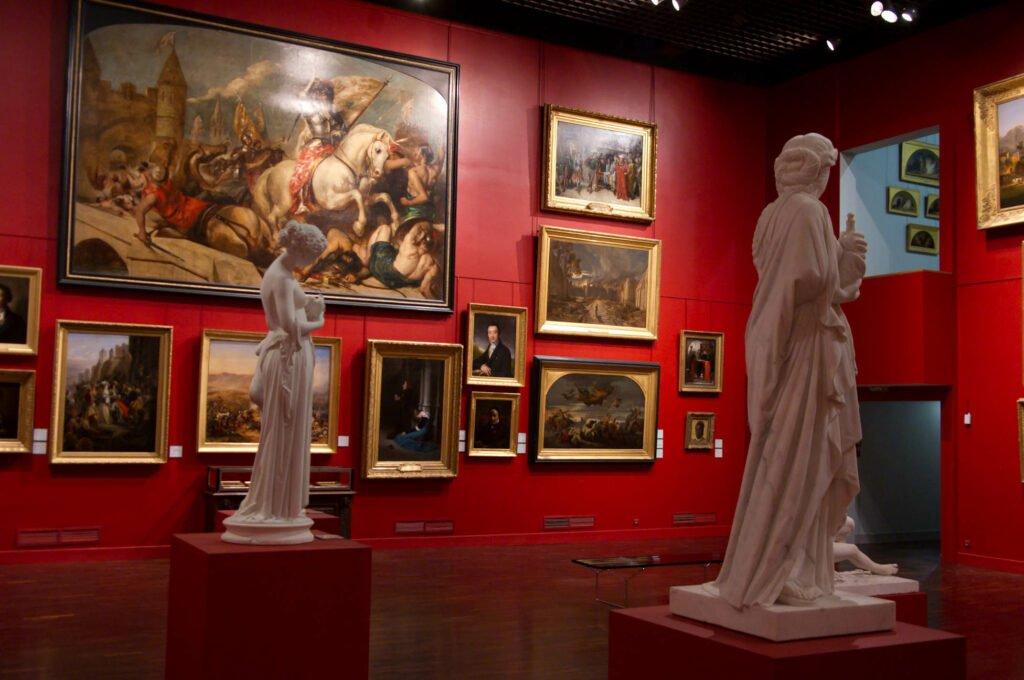 El Museo de Bellas Artes de Orleans