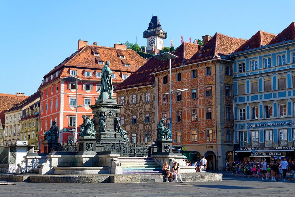 1633974228 269 Visite Graz en Austria imprescindibles y buenas direcciones
